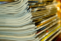 How to get free magazines to donate