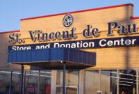 St. Vincent de Paul Catholic Church Donation